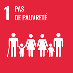 UN Sustainable Development Goal Goals: 1 - No poverty