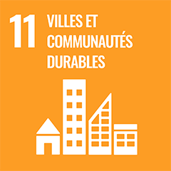 UN Sustainable Development Goal Goals: 11 - Sustainable cities and communities