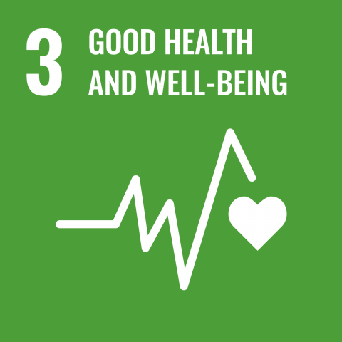 UN Sustainable Development Goal Goals: 3 - Good health and well-being