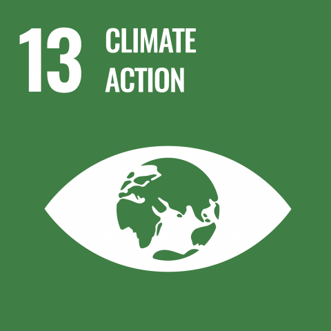 UN Sustainable Development Goal Goals: 13 - Climate action